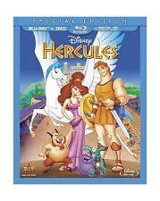 Hercules [Blu-ray] Walt Disney Pictures American Animated Musical Fantasy Film