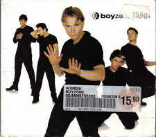 Boyzone-Words cd maxi single digipack