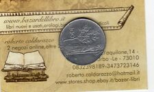 repubblica moneta 100 lire 1956 acmonital diametro 27,8 mm.