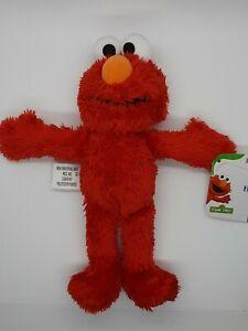 "Sesame Street Elmo 10"" Plush New with Tags Playskool"