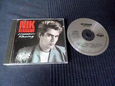 CD Nik Kershaw Human Racing Wouldn`t It Be Good Won't Let Sun Shine Me ARIOLA
