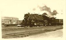 6K626 RP 1933 BOSTON & ALBANY RAILROAD ENGINE #1451 ALLSTON MA