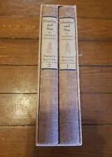 CHARLES DICKENS - DOMBEY AND SON 1957 SET - VG+/VG+ -