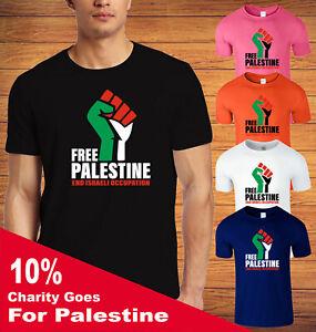 Free Palestine T Shirt Save Gaza Freedom Peace End Israeli Occupation Humanity