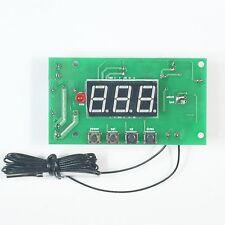 WH7016B 5A/220V Digital Temperature Temp Controller Thermostat + Sensor -30~200℃