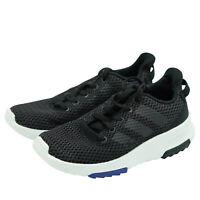 Adidas Kids' Cloudfoam Racer TR Athletic Sneakers Black Size 13K