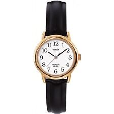 Timex T20433 Womens Easy Reader Leather Strap Analogue Watch