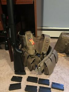 Airsoft Chest Rig For Sniper Rifles