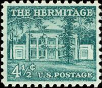 Scott#: 1037 - The Hermitage Single Stamp MNH OG