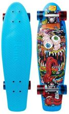"Penny Nickel Skateboard Complete 27"" Tony Hawk Crest Maroon"