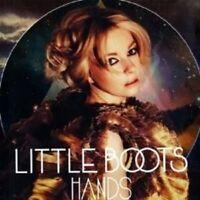 """LITTLE BOOTS """"HANDS"""" CD NEU"""