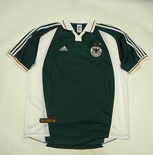2000 / 2002 Germany Deutschland Away Kit Jersey Shirt Maglia Camiseta Football