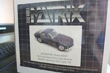 Ferrari 250 SWB Bertone - MATRIX 1/18 No Tecnomodel - NEW - PAYPAL ACCEPTED