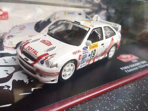 Altaya/Ixo 1:43 Ford Escort WRC Monte Carlo Rally 1999 F Delecour - D Savignoni