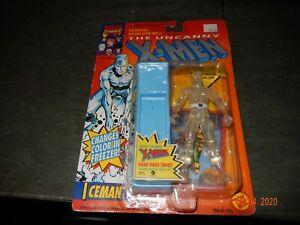 Uncanny XMen Iceman Figure MOC Toy Biz Changes Color