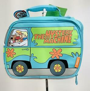 Thermos Novelty Soft Lunch Kit - Scooby Doo and The Mystery Machine ~PVC Free