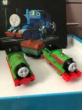 Thomas And Friends Trackmaster Percy And Chocolate Percy