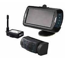 Pro User Rückfahrkamera-System - 11 cm, 4,3 Zoll-Display, kabellos, mit Nacht...