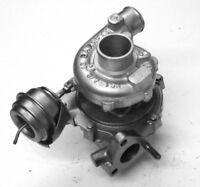 Turbocharger Without Sensor Hole KIA Ceed 2.0 CRDi 140 HP 757886-7 28231-27480