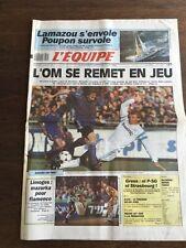 Journal l'Equipe - 14 Mars 1990 - 45 eme année - n 13640