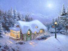 60 Meters Roll Of Fake Snow Christmas Santa Grotto