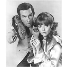 Get Smart Don Adams Barbara Feldon on Shoe Phones 8 x 10 Inch Photo