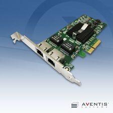 Intel HP NC360T Low Profile Dual Port Server NIC PCI-e GB Network Card 41265-001