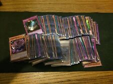 Yu-Gi-Oh! 225 Card Bulk Mixed Lot com/rare + 10 free Holos (235 cards in total)