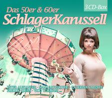 CD Das 50er & 60er Jahre Schlager Karussell von Various Artists 3CDs