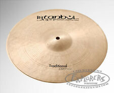 """Istanbul Agop 16"""" Traditional Light Hi-Hat Cymbal Pair - LH16"""