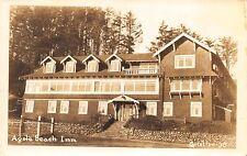 Real Photo Postcard Agate Beach Inn in Newport, Oregon~110581