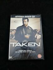 TAKEN - DVD (BRAND NEW & SEALED) Liam Neeson