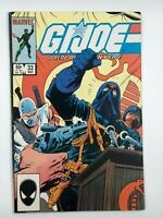 1985 G.I. Joe #33 Marvel Copper Age COMIC BOOK
