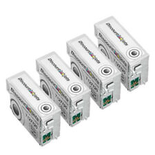 4 High Capacity Ink Cartridges for Epson T127 Workforce WF-3530 WF-3540 T127120