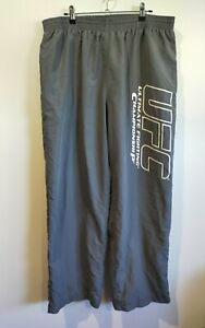 UFC Drawstring Tracksuit Pants Ultimate Fighting Championship Brand Size 3xl