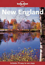 NEW ENGLAND (LONELY PLANET REGIONAL GUIDES), TOM BROSNAHAN, Used; Good Book