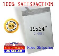 19X24 Poly Mailers Self Sealing Shipping Envelopes Mailing Bags -St ShipMailers