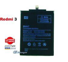 Batteria per XIAOMI Redmi 3 3S BM47 BM 47 4000MAH Sped. Pro 1