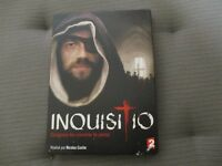 "COFFRET 3 DVD NEUF ""INQUISITIO - L'INTEGRALE"" Aurelien WIIK, Anne BROCHET"