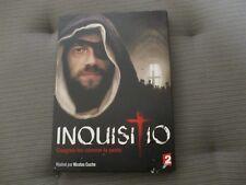 "COFFRET 3 DVD NEUF ""INQUISITIO - L'INTEGRALE"" Aurelien WIIK, Anne BROCHET"