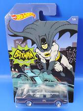 Mattel HW veicoli Tem. - DC Batman M.shop GIW