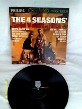 THE FOUR SEASONS, (FRANKIE VALLI) GOLD VAULT OF HITS,1964,USA PRESS,VG CONDITION