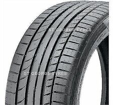 2 X New 245-40-18 CONTINENTAL SPORTS CONTACT 5 97Y TYRES BRAND NEW!! 2454018