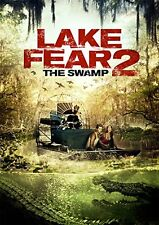 LAKE FEAR 2 The Swamp di Ben Wilder DVD Horror in Inglese NEW .cp