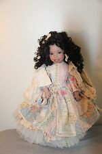 The Doll Maker Linda Rick Porcelain Oda Mae 31/300