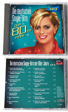 DEUTSCHE SINGLE-HITS DER 80ER (3) Blonker, Trio, Georg Danzer,... Polydor CD TOP
