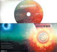 DAN REED NETWORK Origins 2018 UK 8-trk promo test CD