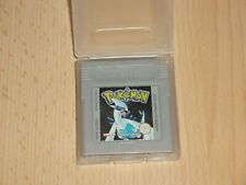 Pokemon silberne Edition - Nintendo Gameboy color Gb silber