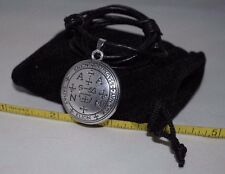 Archangel Zadkiel Sigil Seal of King Solomon Talisman Pendant Charm Necklace