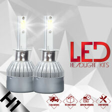 H1 8000K Ice Blue 8000LM High Power CREE LED Headlight Bulbs Kit High Low Beam